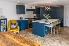 Indoor new kitchen 1